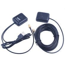 Antena gps amplificadora de 5m/16 pés, repetidor de sinal de carro, amplificador, receita e transmitir para navegação de telefone e carro sistema com sistema
