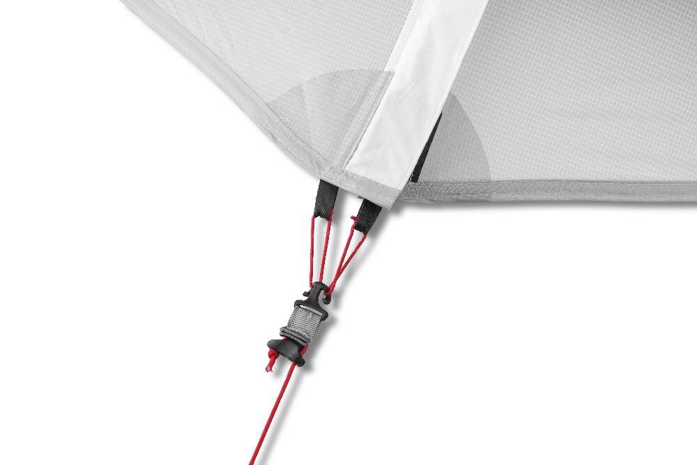 Image 5 - 3F UL GEAR LanShan 1 Outdoor Ultralight Camping Tent 1 Person 3  Season Professional 15D Silnylon LanShan1 Rodless TentTents   -