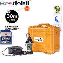 20M 600TVL HD CAM Professional Fish Finder Underwater Fishing Video Recorder DVR 7″ w/ Infrared IR LED lights