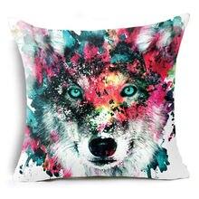 Poszewka na poduszkę Wolf