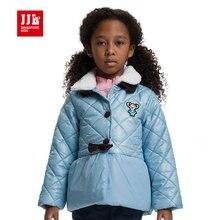Девушки зимняя куртка дети пальто детей и пиджаки девушки одежда принцесса костюмы для детей детский зимний комбинезон детская одежда