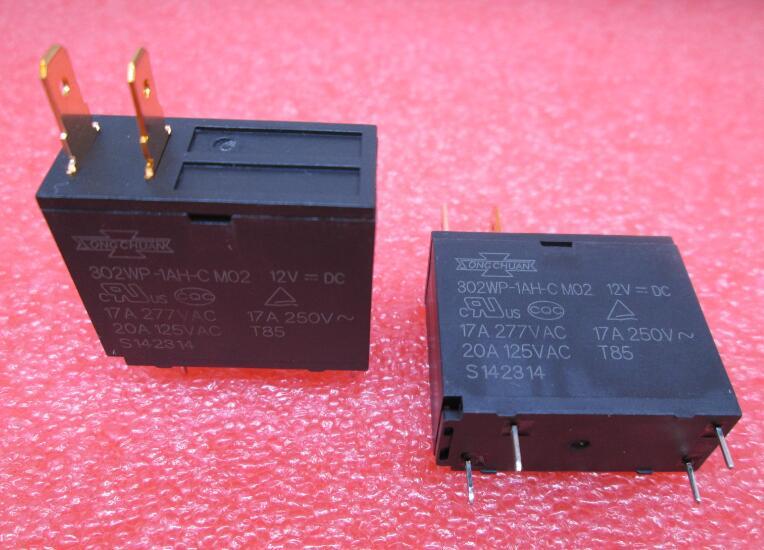 цена на NEW relay 302WP-1AH-C-M02-12VDC 302WP-1AH-C M02 12VDC 302WP-1AH-C-12VDC 302WP-1AH 302WP 12vdc 12v DC12V 17A DIP4 20pcs/lot