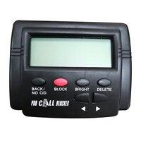 Блокатор вызова для домашний стационарный телефон, функция блокировки одного касания телефона