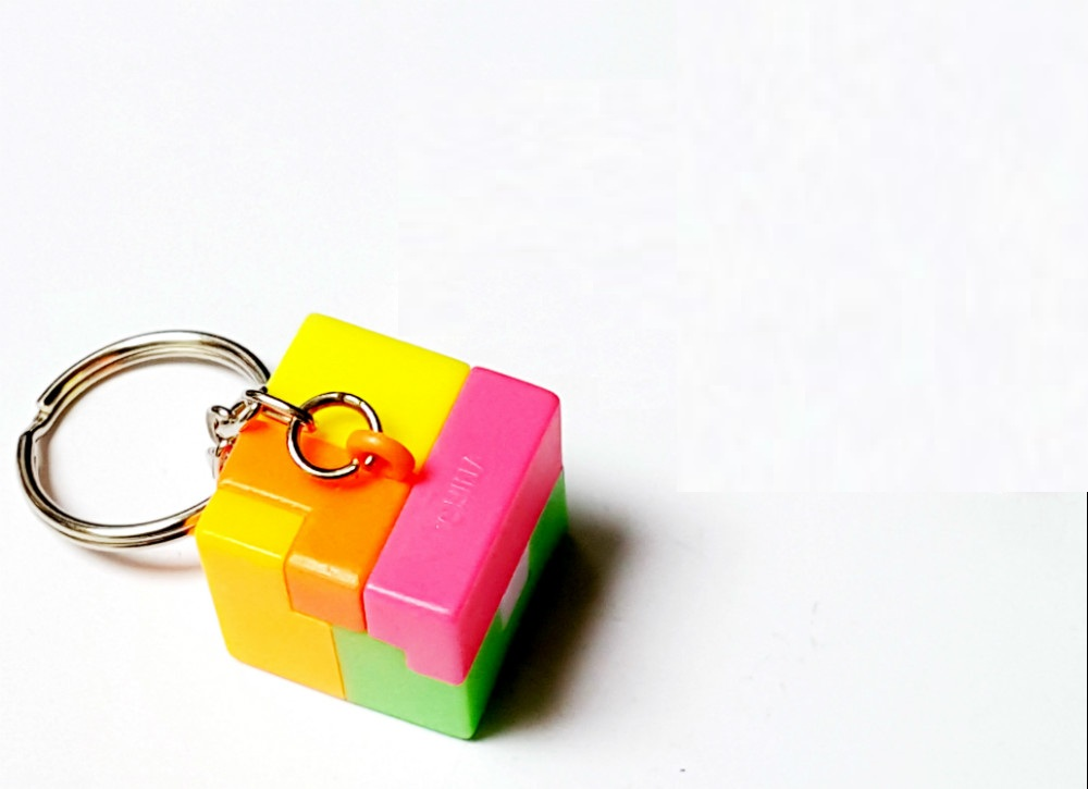 6 Piece Puzzle Cube Key Ring Toys Kids Vintage Charm Fashion Favour Pinata School Bag Party Favors Gift Novelty Birthday Prize Prize Aliexpress