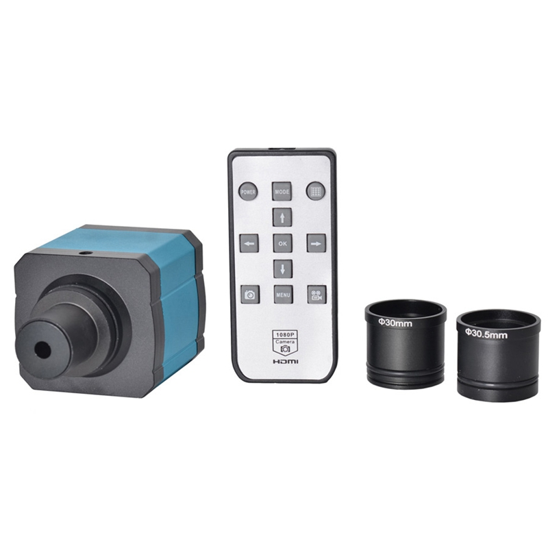 Indústria 14Mp Hdmi 1080P Hd Usb Digital Microscope Camera Cartão Tf Câmera De Vídeo Microscópio/Plug Eua - 3
