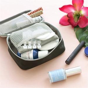 Image 2 - FOURETAW 1 Piece Creative Portable Travel Medical Kit Desk Mini First Aid Kit Sundries Storage Bags Outdoor Car First Aid Bag