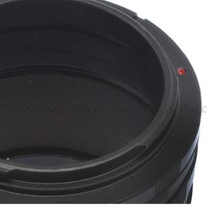 Image 5 - ADPLO Macro Tubo di Prolunga Per CANON EOS EF DSLR Macchina Fotografica 4000D (3000D), 2000D (1500D), 6D Mark II Fatto di metallo (non plastica)