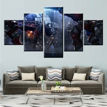 Home Decor Modular Canvas Picture 5 Piece Kerrigan Game Painting Poster Modern Wall For Art Wholesale