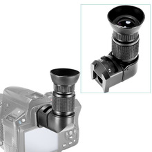 Big sale Neewer Perfect 1x-2x Right Angle Viewfinder for Canon, for Nikon for Pentax and Other Digital SLR Cameras