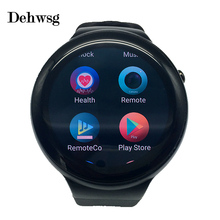 In stock! I4 Smart Watch phone 1GB RAM 16GB ROM Android 5.1 mtk6580 1.39 inch Curved dail Heart rate 3G WiFi GPS smartwatch