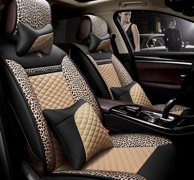 Full Set Car Seat Covers For Ford Escape 2016