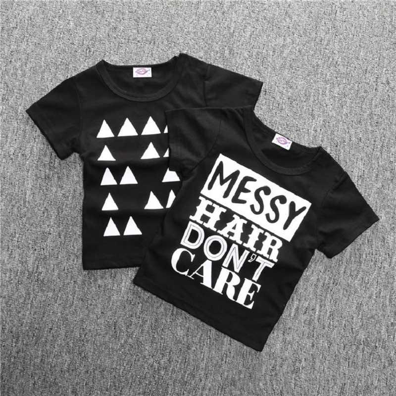 48e2f24f Hot Sale New 2019 Children short sleeve t-shirts, Kids Clothing Tees,Cool