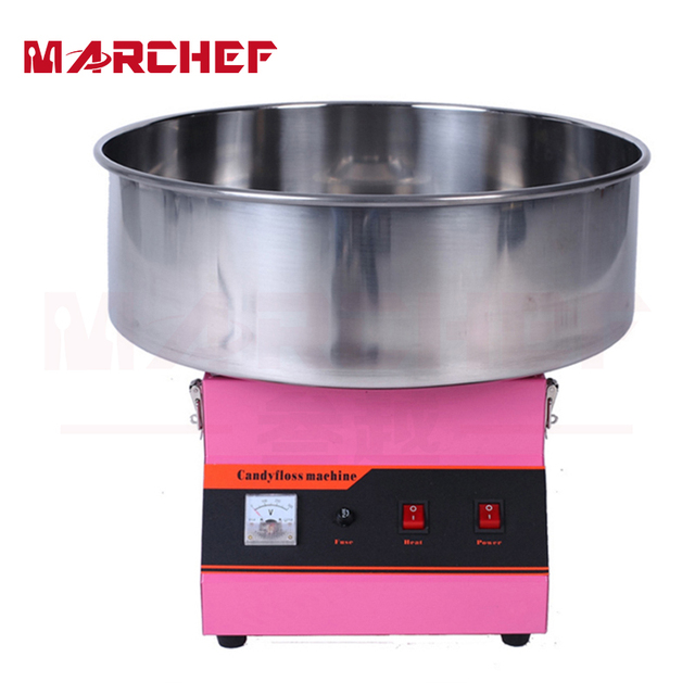 1030w Electric Commercial Cotton Candy Maker Fairy Floss Machine