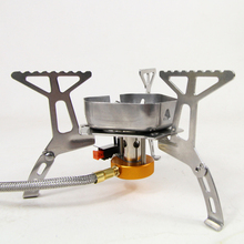 UNE ROAD New Camping Windproof stove