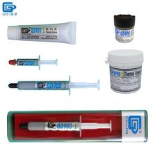 GD Brand 10 PCS 3g Nano GD900-1 Containing Silver GPU PS3 CPU Heat Sink Compound Thermal Conductivity Grease Paste Silicone SY3 цена