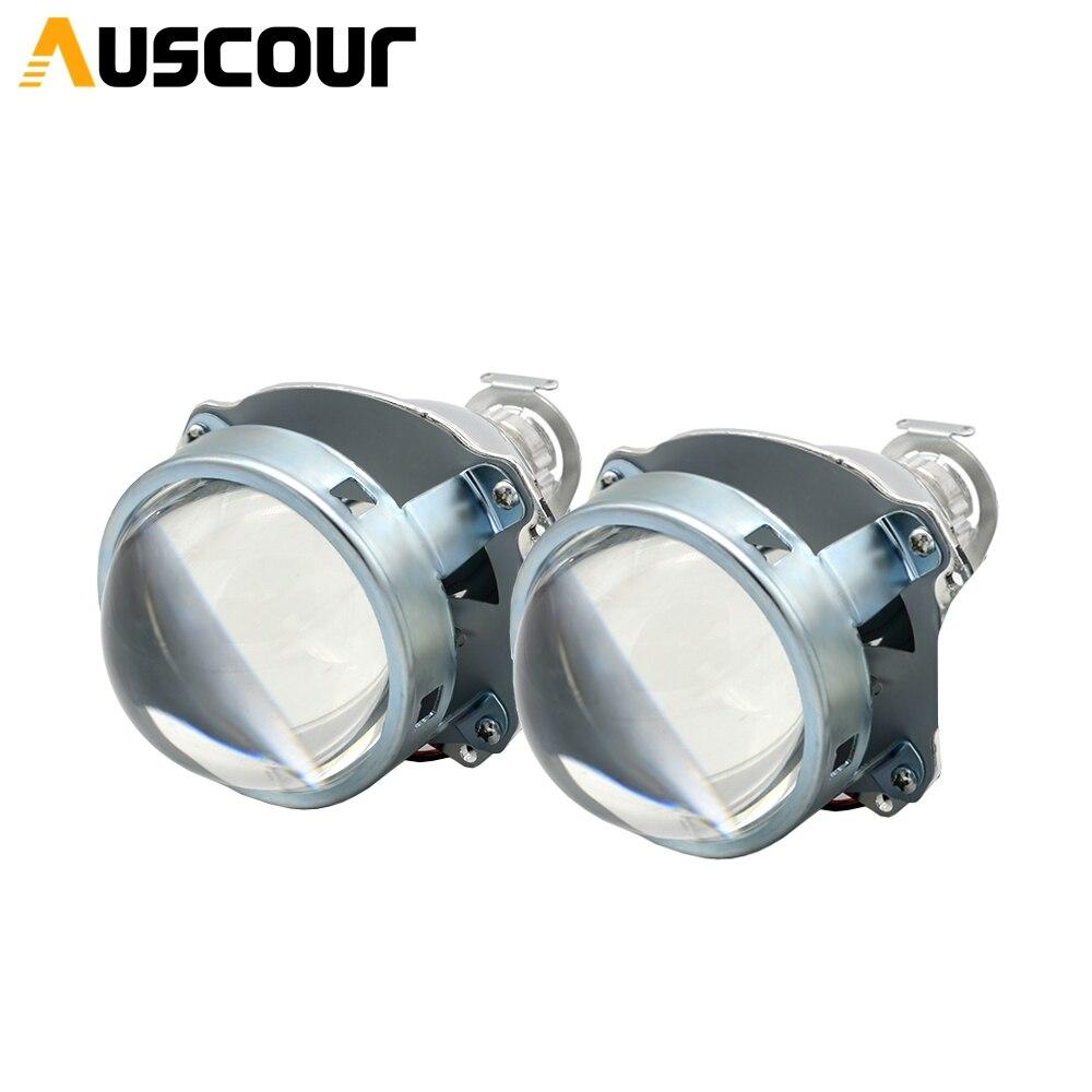 3 0 inch bi xenon hid car Projector lens fit for H1 H4 H7 car headlight
