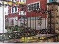 Железный забор ручной работы  кованый  ручной работы  на 100%
