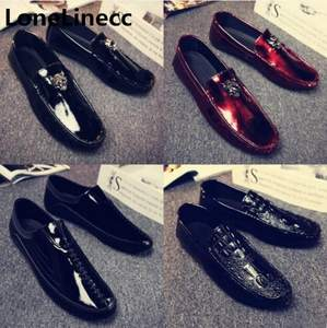 LoneLinecc Casual Moccasins Men Loafers Shoes Male b8a31b7ef09a