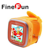 FineFun 2017 New W2 Smart Watch Children Watch Students Zero Radiation Safety Color Multifunction Watch As
