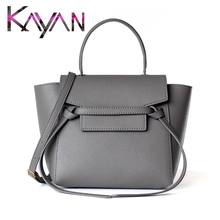 купить 2019 New Palmprint Handbag Catfish Women Bag Mini Tote Bag Fashion Shoulder Crossbody Bag дешево