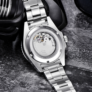Image 4 - PAGANI 2019 New Mens Automatic Watches Business Stainless Steel Waterproof Men Watches Luxury Brand Men Mechanical Wrist Watch