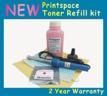 NON-OEM High Capacity Toner Refill Kit + Chip Compatible For Samsung CLT-506S CLP-680 CLP-680ND CLX-6250 CLX-6260