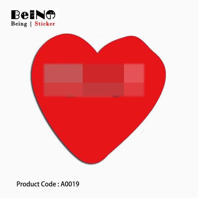 Biểu Tượng trái tim Sticker Eyes Baoling Va Li Không Thấm Nước Hộp Máy Tính Xách Tay Đàn Guitar Hành Lý Skateboard Xe Đạp Đồ Chơi Đáng Yêu A0019 Dán