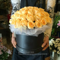 Festival Gift Artificial Flower Birthday Valentine S Day Gift For Lover Wedding Table Centerpieces