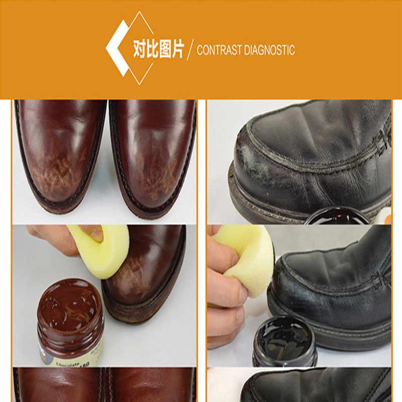 Semir Sepatu Kain Hitam Penggambar