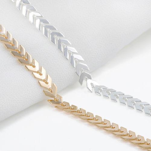 HTB1qh6aKFXXXXckXFXXq6xXFXXXd Boho Fishbone Chain Anklet Fashion Ankle Foot Jewelry For Women - 2 Colors