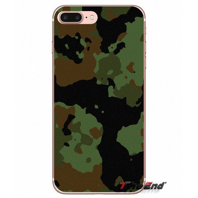 Textures Military Camouflage For Sony Xperia Z Z1 Z2 Z3 Z5 compact M2 M4 M5 E3 T3 XA Aqua LG G4 G5 G3 G2 Mini Capa Designer Case