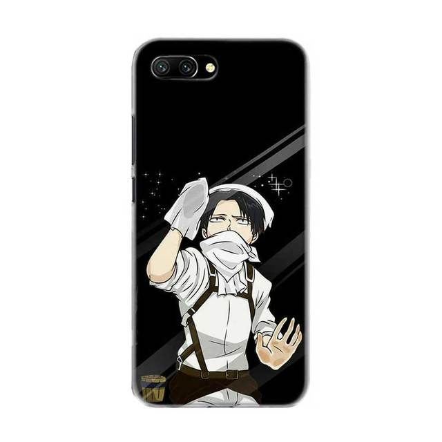 Attack on Titan Case Cover for HUAWEI Phones