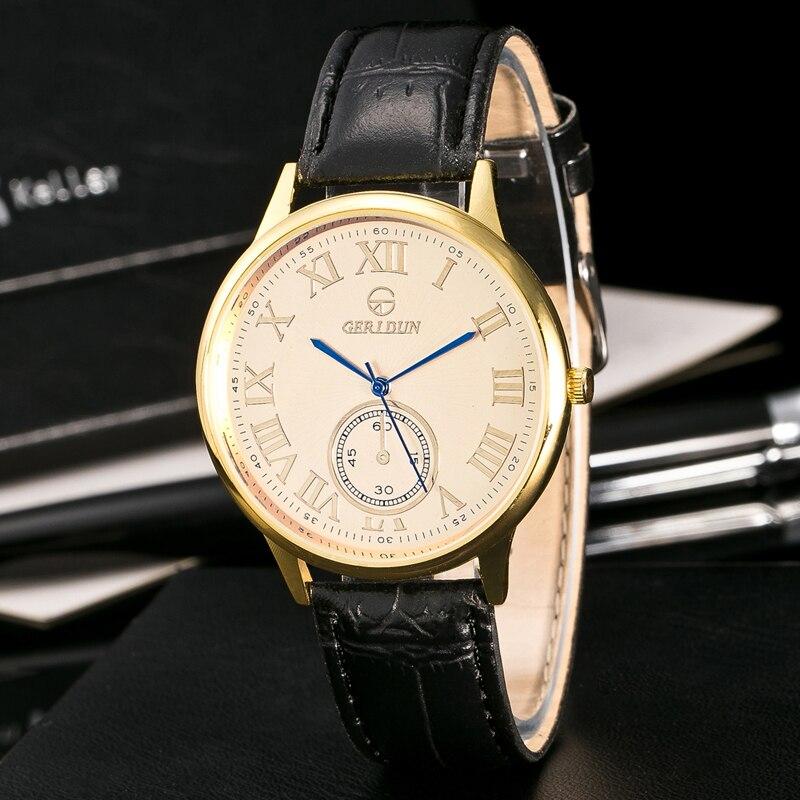 Merk Herenhorloge relojes para hombre Herenklok Quartz Militair Sport - Herenhorloges - Foto 5