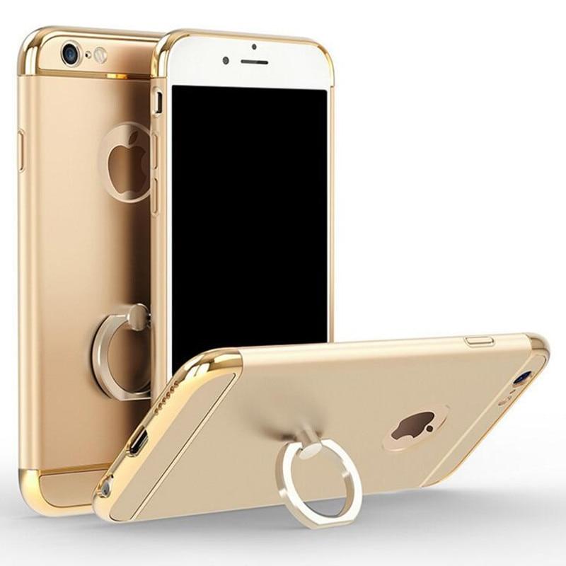 Lyxiga fodral för aluminiumhållare i aluminiumfodral för iPhone 7 - Reservdelar och tillbehör för mobiltelefoner - Foto 4