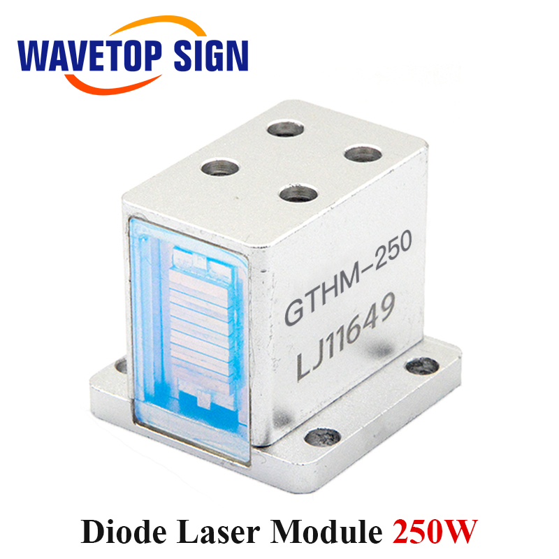 WaveTopSign Diode Laser Module for Hair Removal GTHM 250 250W Delivery in 7days