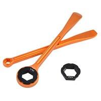 10/13/22/27/32mm Tyre Tire Lever Wrench Spanner Tool For KTM 690 950 990 1050 1090 1190 1290 Super Moto Enduro Duke Adventure R