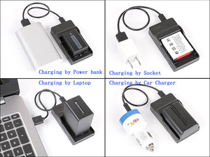 Image 4 - Battery Charger for Canon NB 6L NB6L CB 2LY CB 2LYE Digital IXUS 95IS 200IS 300HS 85IS 105 210 310HS IXY 200F 110IS 10S 30S 31S