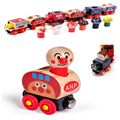 Nueva Dinky Juguetes Magnéticos De Madera Tractor Modelos de Voiture de Tren Kids Hot Wheels Coche Boy Barato Juguetes Educativos Para Niños de Regalo
