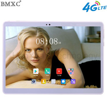 2017 Newest Google Android 7.0 OS 10 inch tablet 4G FDD LTE Octa Core 4GB RAM 64GB ROM 1920*1200 IPS Kids Gift Tablets 10 10.1