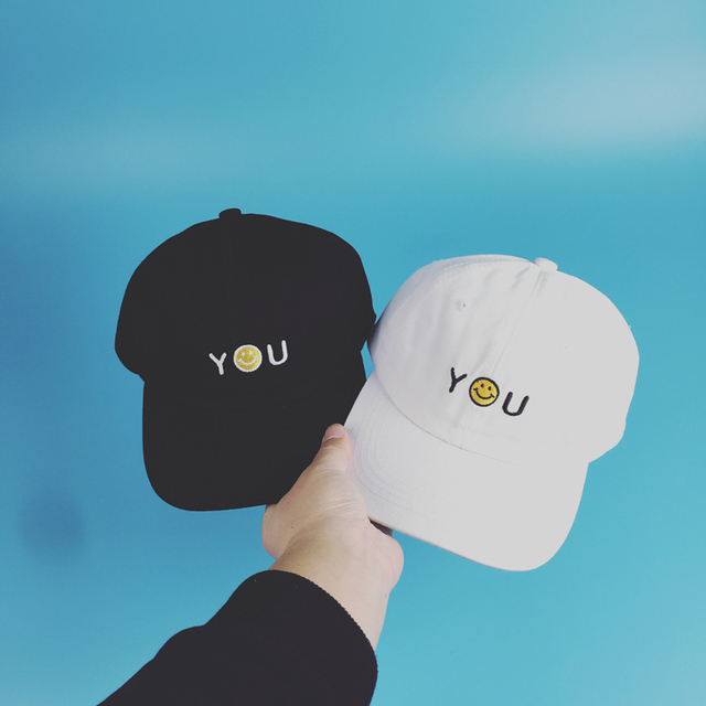 Fashion Gorras 2016 New Arrival Snapback Hats Korea Ulzzang Emoji Harajuku Men And Women Hip Hop Caps Casual Tide Baseball Cap