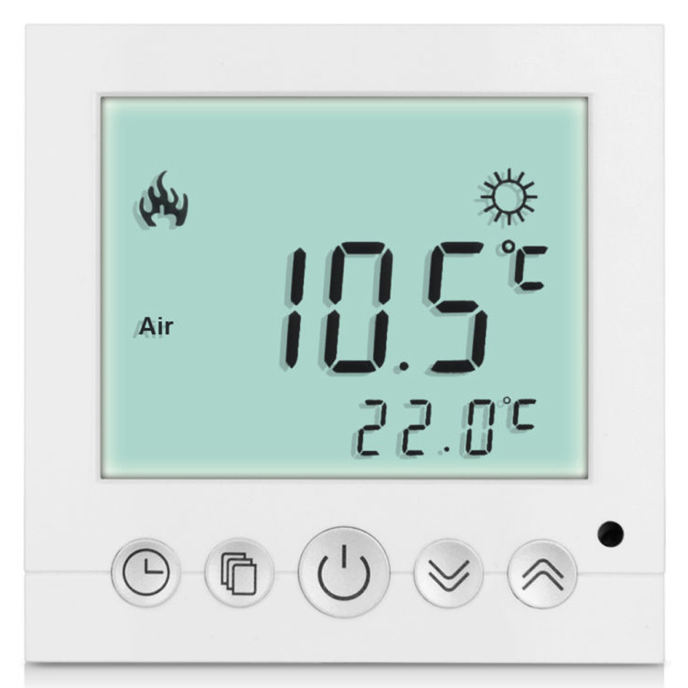 C16 European Type Programming Heating Thermostat With