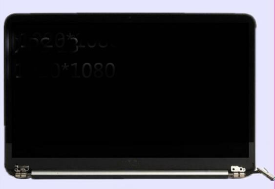 "13.3 "" 1920 * 1080 LCD portátil montaje para DELL XPS 13 prueba D13B display LCD táctil digitalizador de reparación del reemplazo parte"