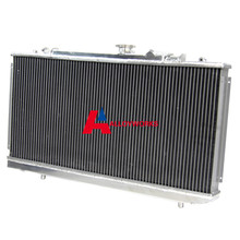 56mm ALUMINUM Radiator FOR TOYOTA CELICA GT4 ST185 3S-GTE TURBO ALL-TRAC 89-93 Automobile Replacement Parts Cooling System