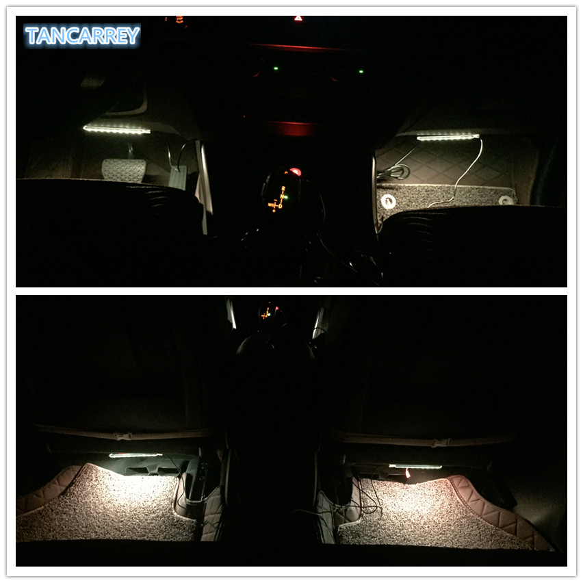 Car Styling Interior Led Refitting Accessories For Bmw F30 Vw Passat