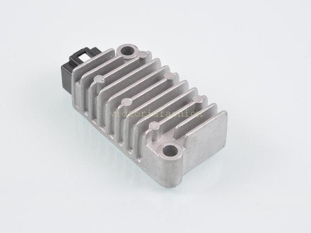 Регулятор напряжения Выпрямителя, Пригодный Для Yamaha FZR400 TW 125 XV XT Все Год [P596]