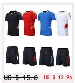 Camisas de tênis