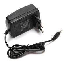 Adaptador de Alimentação para LED EU Plug Ac100-240v DC 24 V 2A Carregador Strip LUZ Ac e dc Adaptadores de Cabo Tomada Corrente
