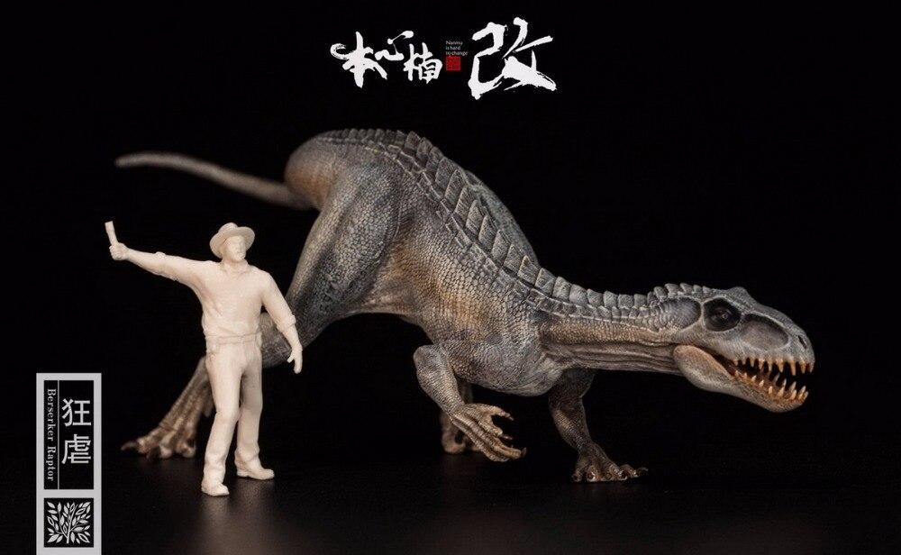 Jurassic World Berserker Raptor Nightmare Apostoli 1/35 Dinosauro Del Museo di Modello-in Action figure e personaggi giocattolo da Giocattoli e hobby su  Gruppo 1