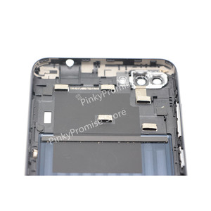 Image 4 - Battery Door Back Case Housing Door Battery Back Cover For Asus Zenfone 4 Max ZC554KL back housing free shipping+tools
