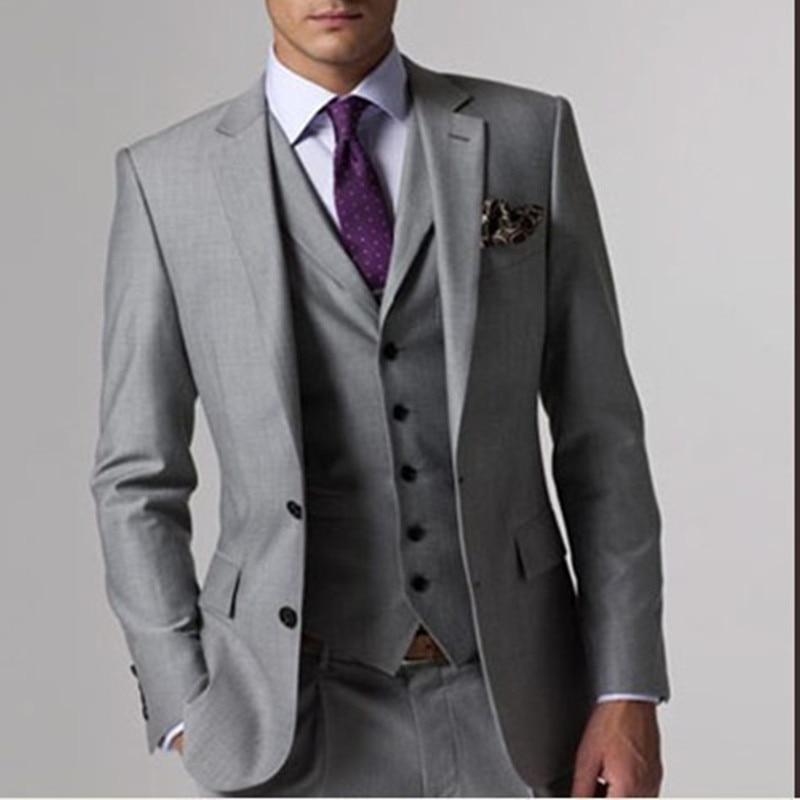 2018 औपचारिक पुरुषों सूट - वेडिंग पार्टी कपड़े